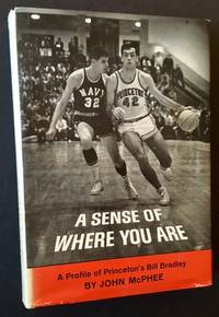 A Sense of Where You Are by John McPhee - 1st - 1965 - from Appledore Books, ABAA and Biblio.co.uk