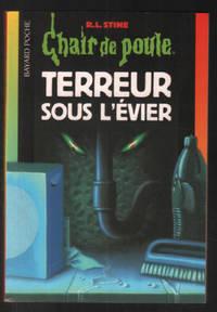 image of Terreur sous l'evier