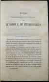 View Image 4 of 7 for Hygiene De L'Ame Par Le Baron E. De Feuchtersleben...traduit De L'Allemand Sur Ala 20me Edition Par ... Inventory #27136