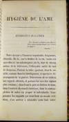 View Image 5 of 7 for Hygiene De L'Ame Par Le Baron E. De Feuchtersleben...traduit De L'Allemand Sur Ala 20me Edition Par ... Inventory #27136