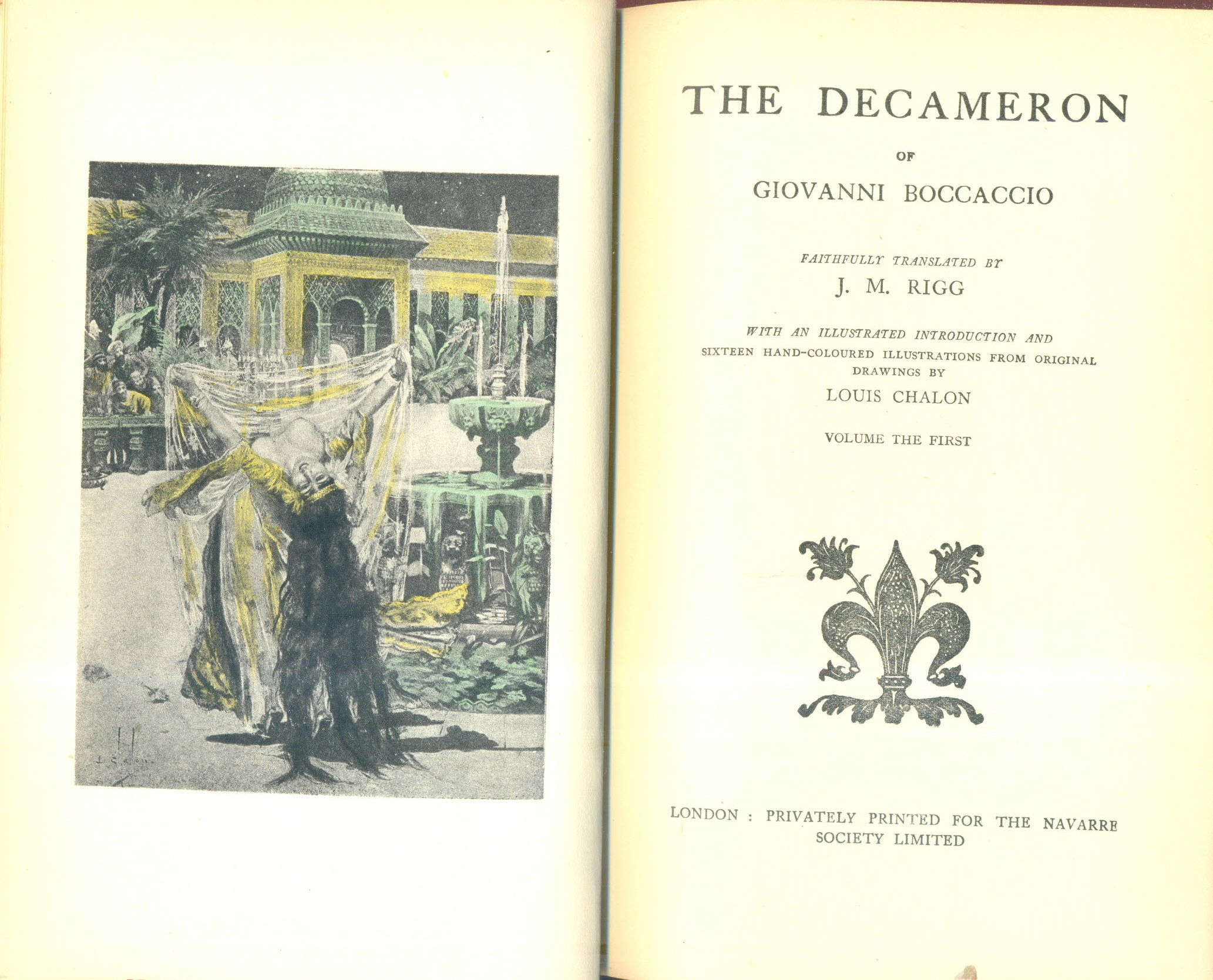 an analysis of the decameron by giovanni boccaccio Free summary and analysis of the events in giovanni boccaccio's decameron that won't make you snore we promise.