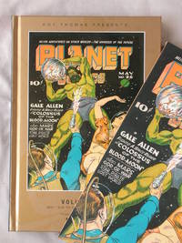 Planet Comics, Volume 9: May 1945 - March 1946, Issues 36-41