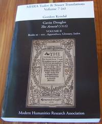 Gavin Douglas, 'The Aeneid' (1513) Volume 2: Books IX - XIII, Appendices, Glossary, Index (Mhra Tudor & Stuart Translations) (Scots Edition)