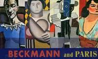Beckmann and Paris. February 6 - May 9, 1999. The Saint Louis Art Museum. Saint Louis, Missouri. [Exhibition brochure].