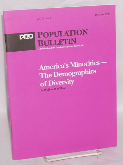 Washington: Population Reference Bureau, 1992. 47p., wraps. On blacks, Native Americans, Hispanics, ...