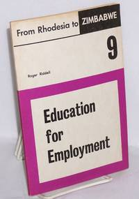 image of Education for employment