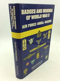 BADGES AND INSIGNIA OF WORLD WAR II: Air Force  Naval  Marine