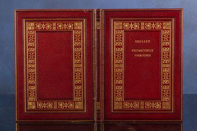 London: Edward Arnold , 1904. Essex House Press Prometheus Unbound In a Fine Designer Binding by Mar...