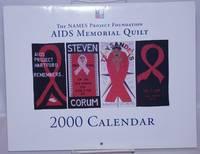 image of AIDS Memorial Quilt 2000 Calendar