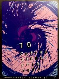 10: Castro Street Fair 1983 [Poster]