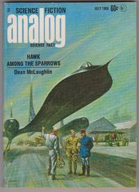 image of Analog: Science Fiction / Science Fact - July 1968
