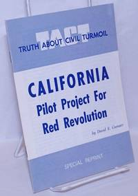 image of California: pilot project for red revolution