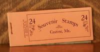 image of SOUVENIR STAMPS OF CASTINE, MAINE - IN ALBUM