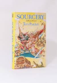Sourcery by Terry Pratchett - 1988