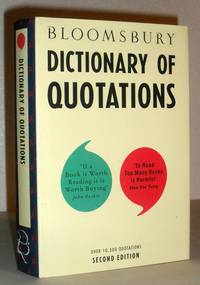Bloomsbury Dictionary of Quotations