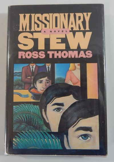 New York: Simon and Schuster, 1983. First edition, first printing. Hardcover. Near fine/Near fine. 8...