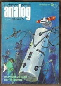 ANALOG SCIENCE FICTION / SCIENCE FACT September 1973