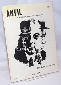 Anvil and student partisan, vol. 7, no. 4, Winter, 1957.  Whole no. 15