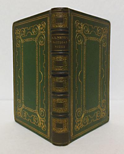 London: William Pickering, 1840. lviii,252pp. Small octavo. Unsigned 19th century forest green moroc...