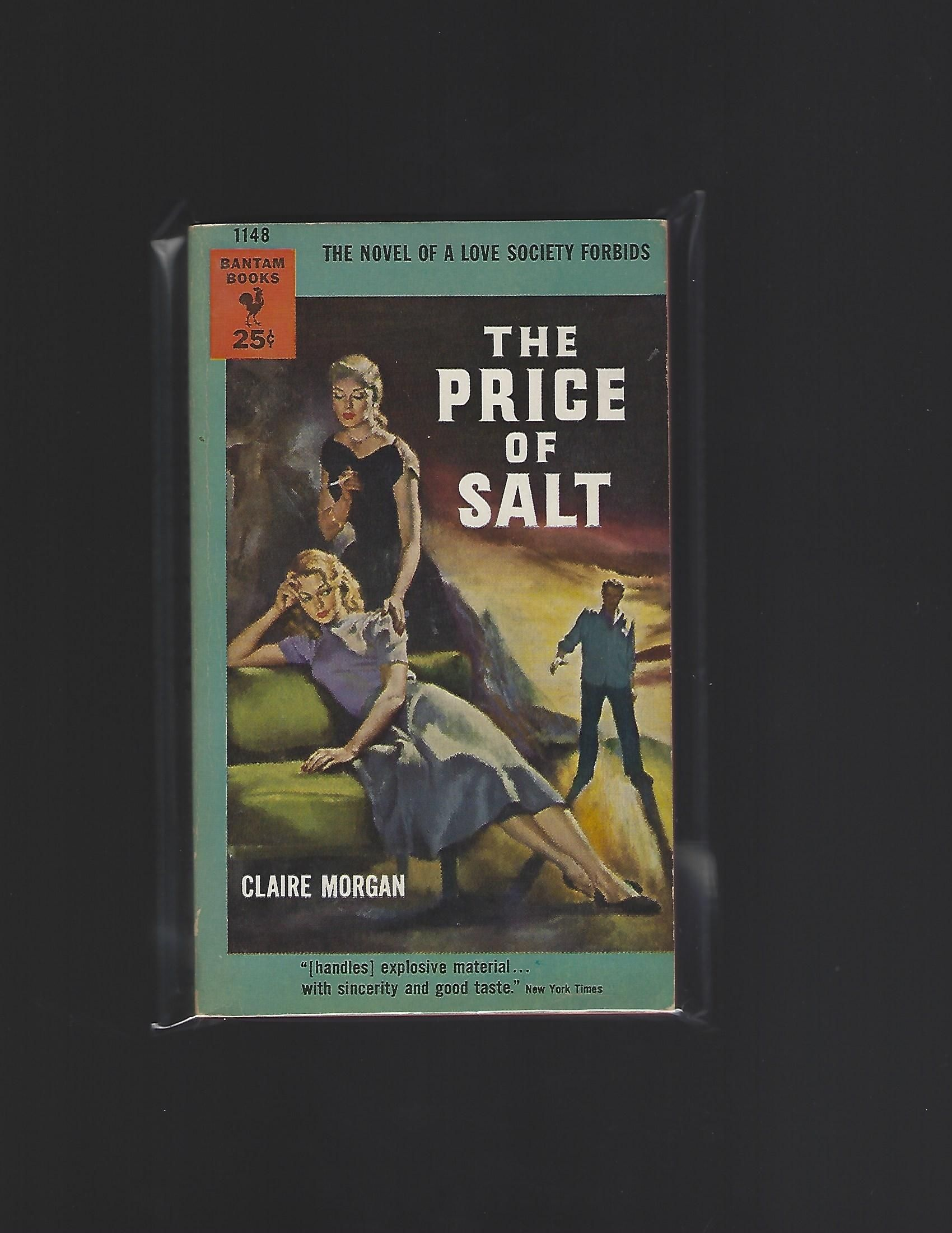 The Price Of Salt Book