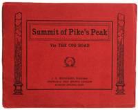 Summit of Pike's Peak Via the Cog Road