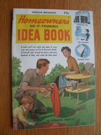 image of Popular Mechanics Homeowners' Do It Yourself Idea Book