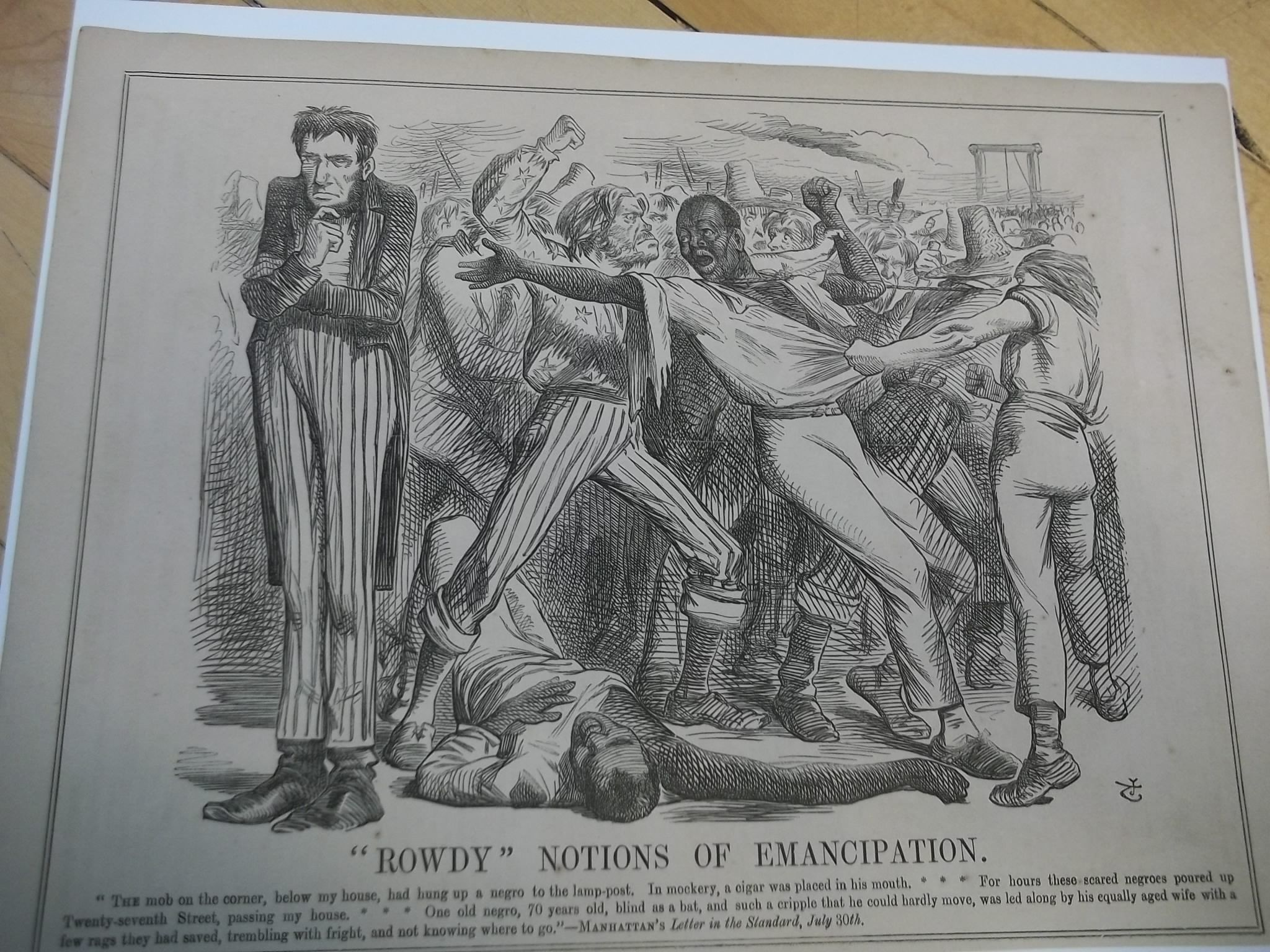the issue of slavery in the civil war The civil war in the united states began in 1861, after decades of simmering tensions between northern and southern states over slavery, states' rights and westward expansion the election of.