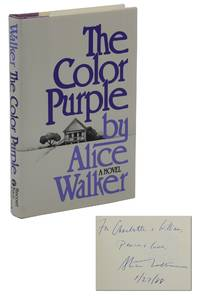 The Color Purple by  Alice Walker - Signed First Edition - 1982 - from Burnside Rare Books, ABAA (SKU: 140940996)