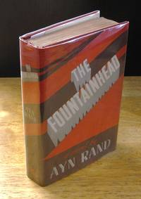 The Fountainhead  [First Edition with Signed Correspondence] by  Ayn Rand  - Signed First Edition  - 1943  - from BiblioStax (SKU: 020986)