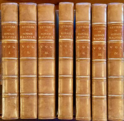 Richard Bentley, publisher. 1833 (first series of 3 volumes) and 1843/4 (second series of 4 volumes)...
