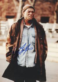 Larry Fishburne Signed Photograph