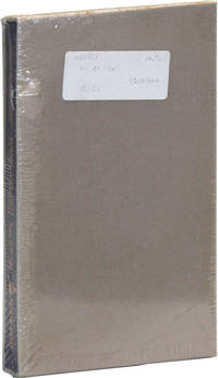 Rumor Verified: Poems, 1979-1980 [Limited Edition, Signed]