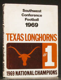Southwest Conference Football 1969