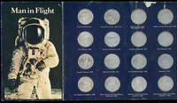 Man in Flight Medal Collection