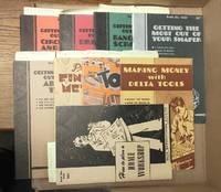 DELTA-CRAFT PUBLICATIONS [9 VOLUMES]