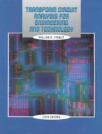 image of Transform Circuit Analysis for Engineering and Technology (4th Edition)