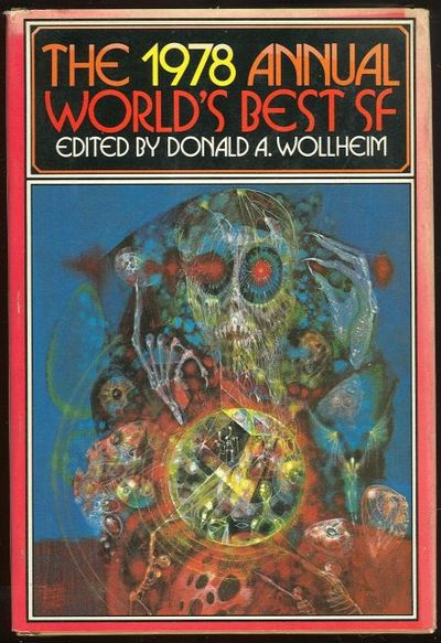 1978 ANNUAL WORLD'S BEST SF, Wollheim, Donald Editor