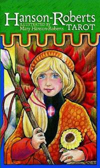 Hanson-Roberts Tarot Deck by  Mary Hanson-Roberts - 1995 - from Lifeways Books & Gifts and Biblio.com