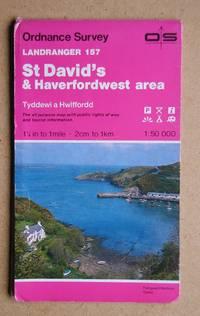 Ordnance Survey Map. St David's & Haverfordwest Area. Sheet 157.