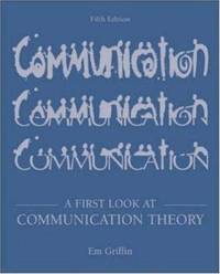 A First Look at Communication Theory with Conversations with Communication Theorists