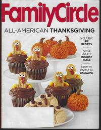 FAMILY CIRCLE MAGAZINE NOVEMBER 2015 by Family Circle - 2015 - from Gibson's Books (SKU: 80264)