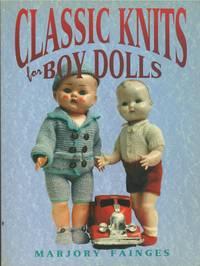 Classic Knits for Boy Dolls