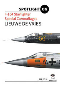 F-104 Starfighter Special Camouflages (Spotlight ON)