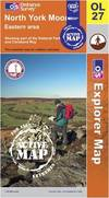 image of North York Moors - Eastern Area (OS Explorer Map Active)