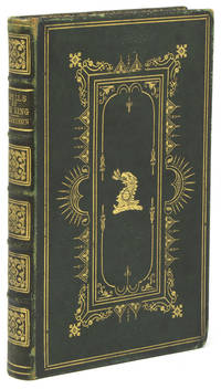 Idylls of the King by  Alfred Lord Tennyson - First edition, first state, with verso of title leaf blank - 1859 - from James Cummins Bookseller and Biblio.com