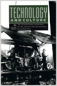 Technology and Culture (April 2003, Vol 44, No. 2)