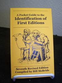 image of A Pocket Guide to the Identification of First Editions.