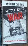 Insight on the Middle East war