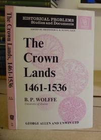 The Crown Lands 1461 - 1536