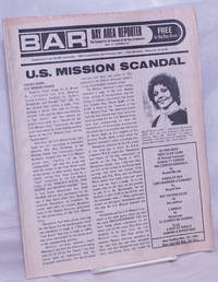 image of B.A.R. Bay Area Reporter: the catalyst for all factions of the gay community; vol. 3, #21, October 1973: U.S. Mission Scandal